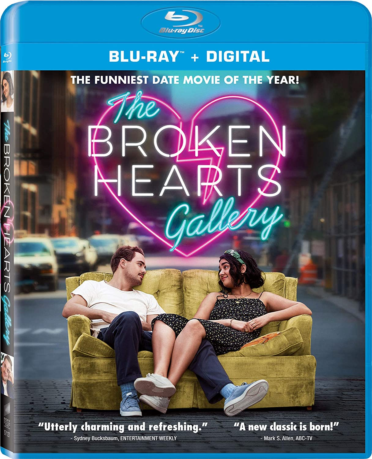 The Broken Hearts Gallery [USA] [Blu-ray]