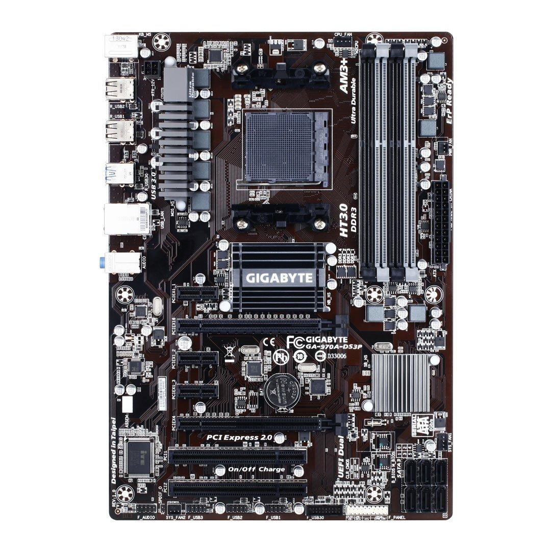 Gigabyte 970a ds3 драйвера скачать