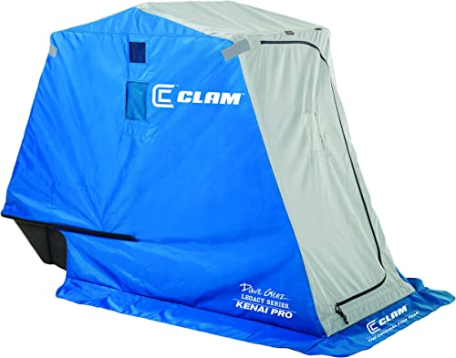 1-Person <span>Ice Fishing Tent (Portable Ice House)</span> [Clam] Picture