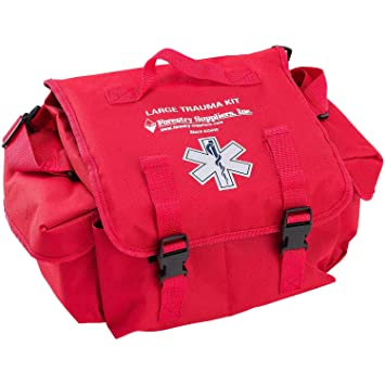 Forestry Suppliers 158-piece Trauma Kit First Aid Kit  Amazon.ca  Health    Personal Care 2336b3f2b