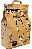 Greencat Lettiera per Gatti a Base d'Orzo 20 Litri