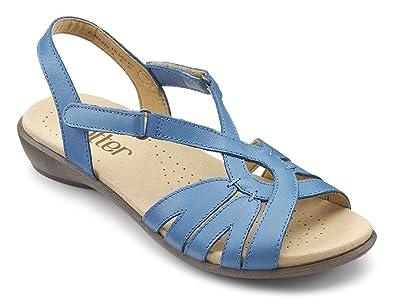 bacbe6d47ce Hotter Women s Flare Open Toe Sandals  Amazon.co.uk  Shoes   Bags