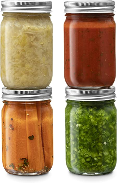Top 9 Food Safe Mason Jars