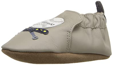 d7aa9427dfbaa Amazon.com  Robeez Champ Soft Sole Crib Shoe (Infant)  Shoes