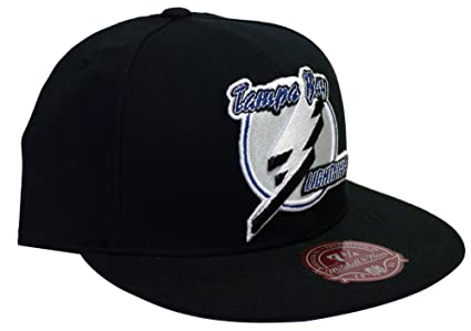d730c5d9 Amazon.com : Mitchell & Ness Tampa Bay Lightning XL Vintage Logo ...