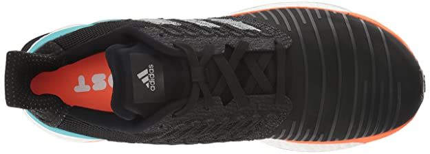 sports shoes f4b97 ac80e Amazon.com  adidas Mens Solar Boost Running Shoe  Road Runni