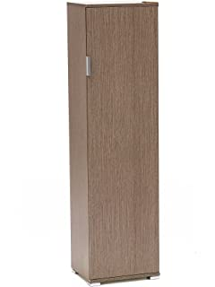 Armadio Portascope Porta Detersivi 180 x 60 x 40 Porta Rossa: Amazon ...