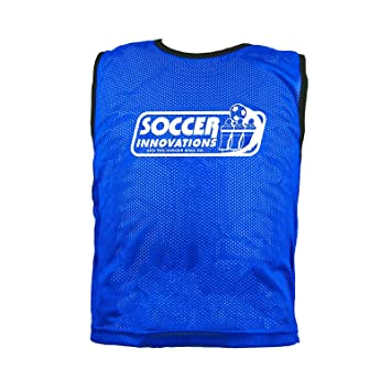 Amazon com : Premium Bibs Scrimmage Vests for Youth and
