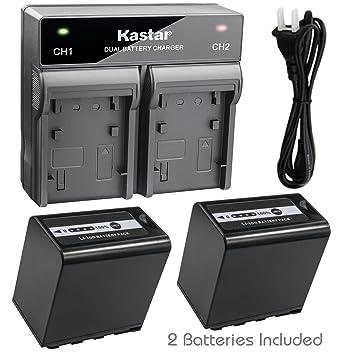 Amazon | Kastar高速充電器、バ...