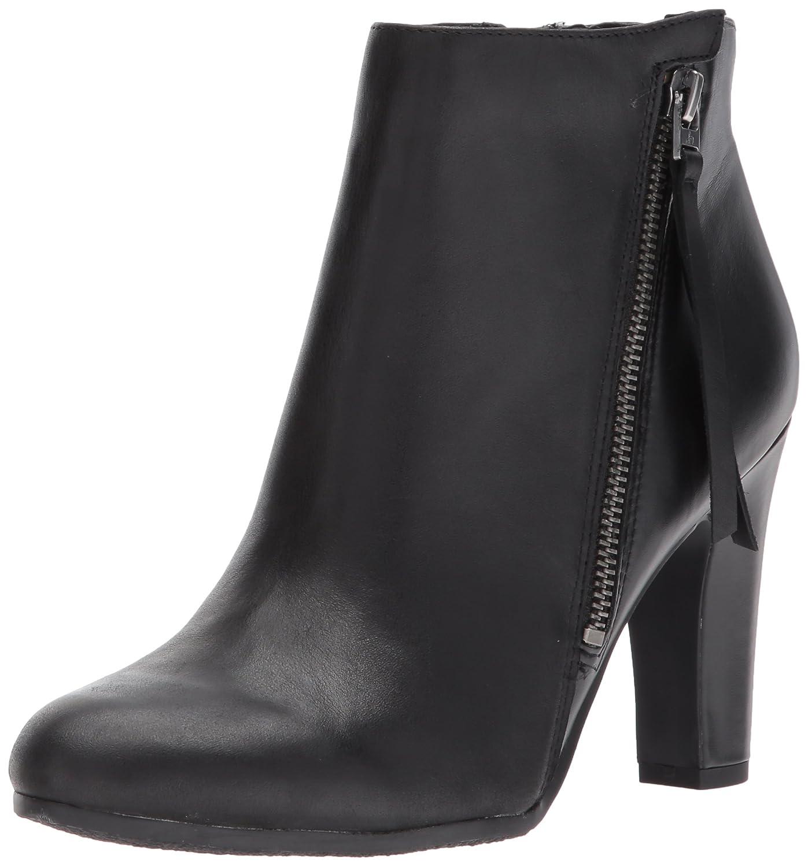 Sam Edelman Women's Sadee Ankle Boot B06XC2XWPV 8 B(M) US|Black Leather