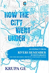 How a City Went Under Kindle Edition
