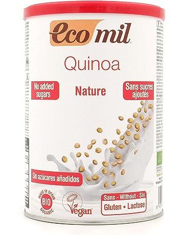 EcoMil - Leche de Quinoa en polvo EcoMil, 400g