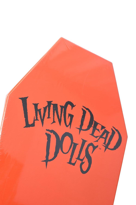 Living Dead Dolls 99361 Sweet Sweet Sweet Dooth B&W Halloween, Nero 254d52