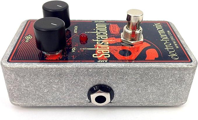 Electro Harmonix Satisfaction · Pedal guitarra eléctrica: Amazon ...