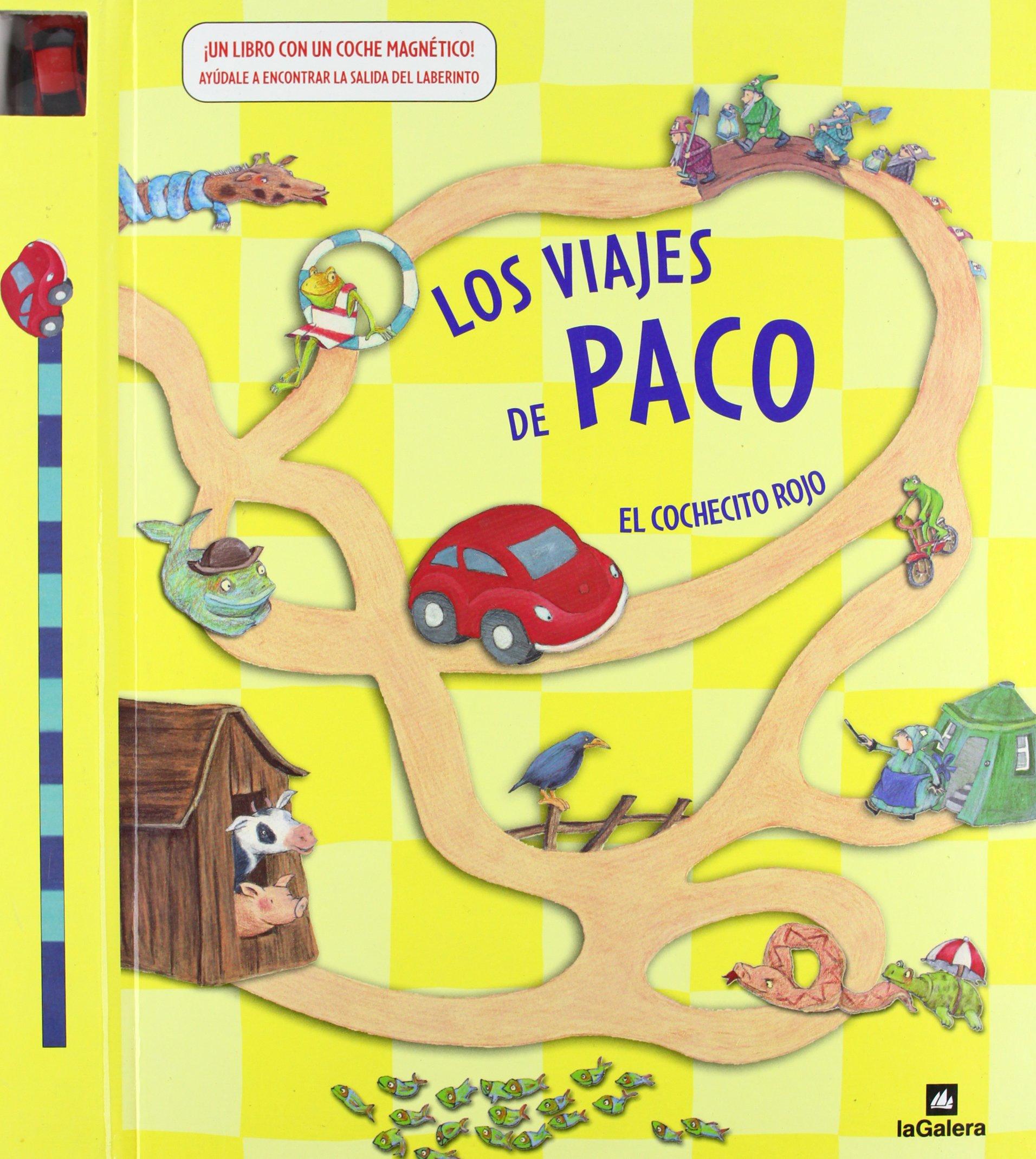 Los viajes de Paco: 7 (Libros juego): Amazon.es: Lewandowski ...