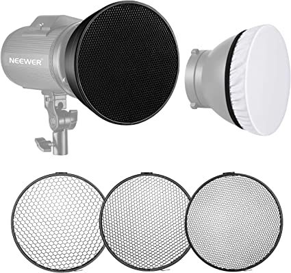 Neewer Standardreflektor 7 Zoll Kamera
