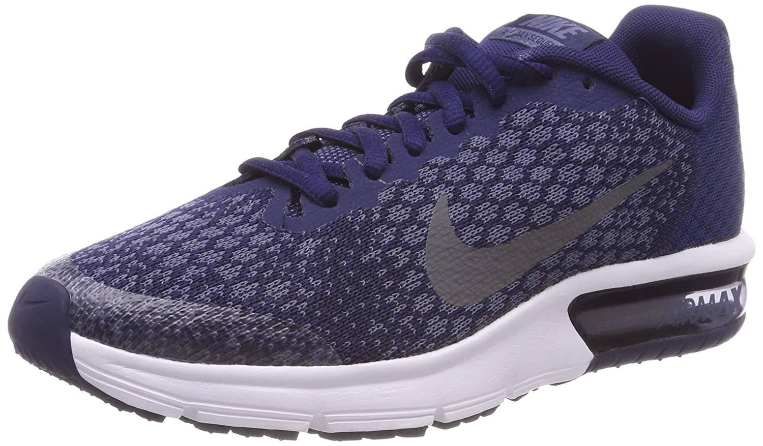 Nike Boys' Air Max Sequent 2 (Gs) Gymnastics Shoes