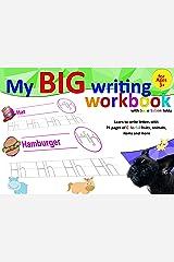 My BIG writing Workbook with supertuben Tekla Kindle Edition