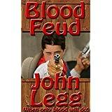 Blood Feud: (Blood Trail Book 2)