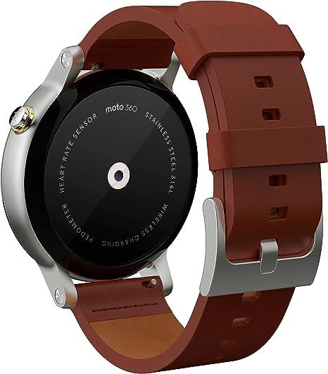 Motorola Moto 360 - SmartWatch(WiFi, pantalla de 1.56