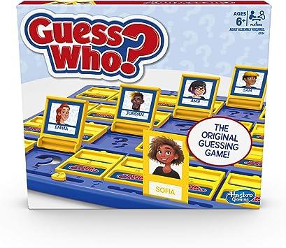 Guess Who: Amazon.es: Juguetes y juegos