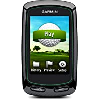 Garmin - Approach G6 - GPS cartographique de golf - écran tactile - Noir