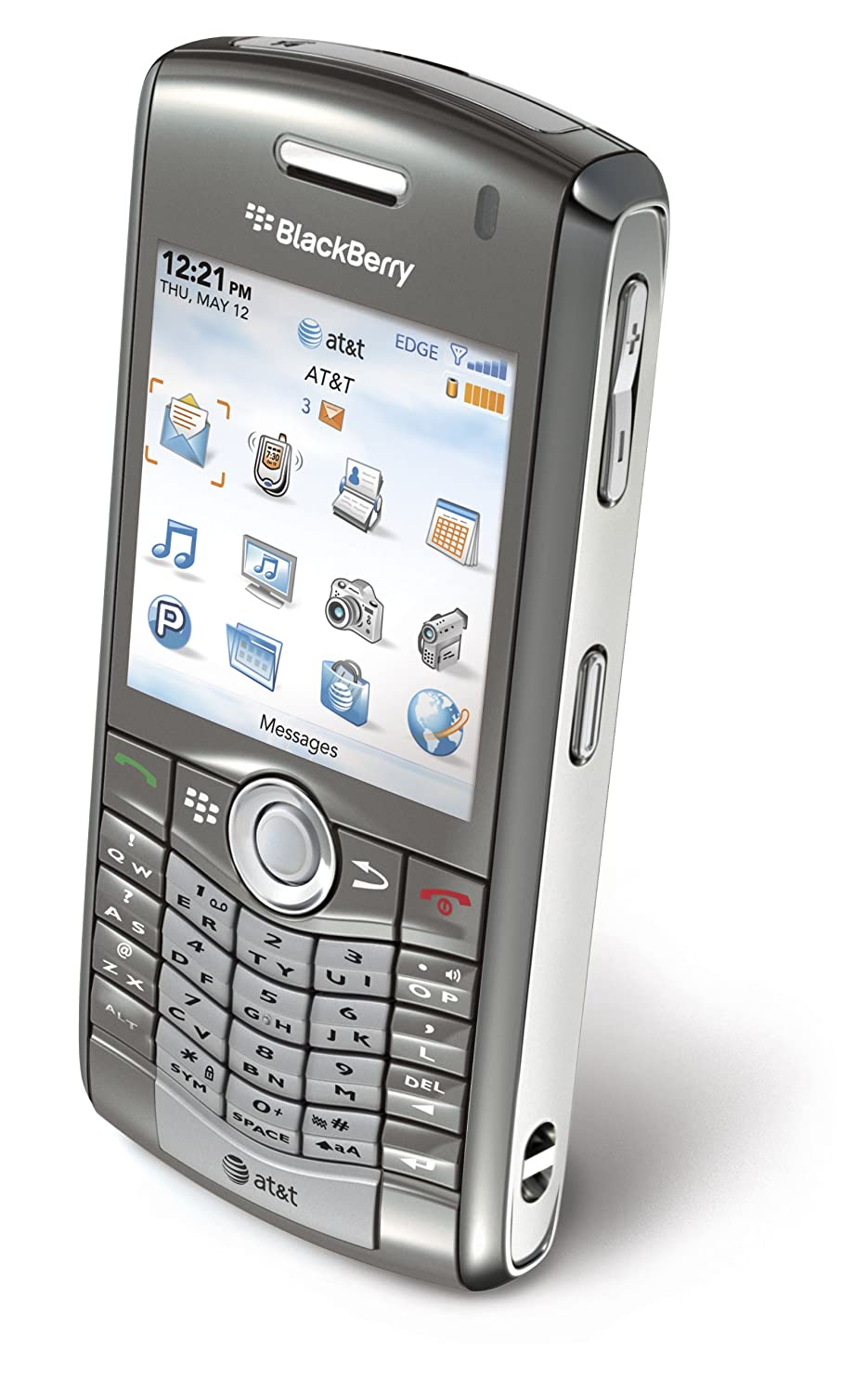 Blackberry pearl 8100 mobile phones images blackberry pearl 8100 - Amazon Com Blackberry 8110 Pearl Unlocked Phone Black Cell Phones Accessories