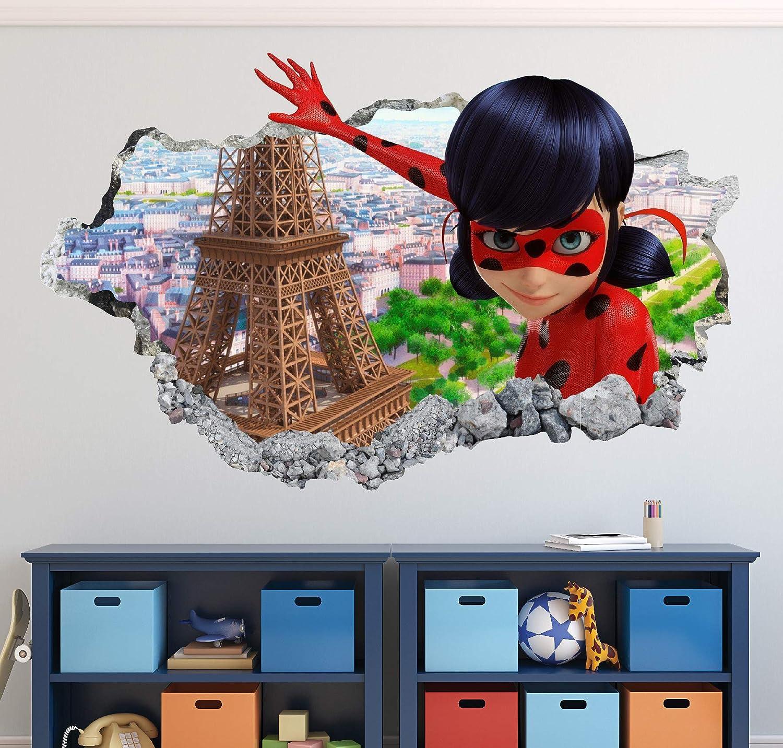 Wundervolle Miraculous XXL FOTOTAPETE Wandbild 13656VARP Marinette Kinderzimmer