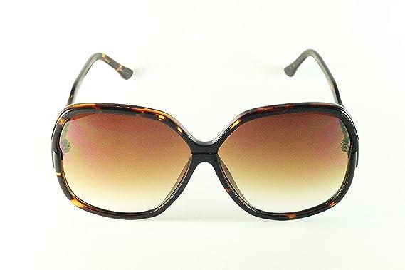 Amazon.com: Black Flys anteojos de sol Fly paleta Carey café ...