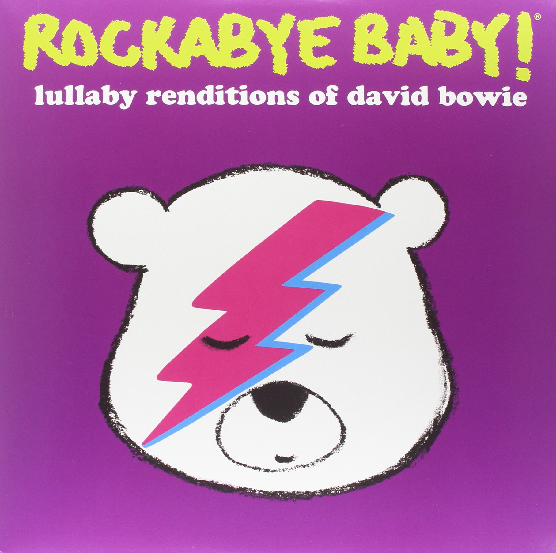 Lullaby Renditions of David Bowie by Rockabye Baby Music