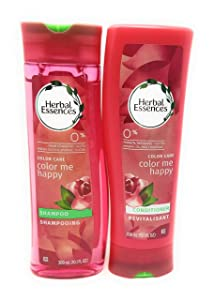 Herbal Essences Color Me Happy Shampoo & Conditioner Set (10.1 Fl Oz Ea)