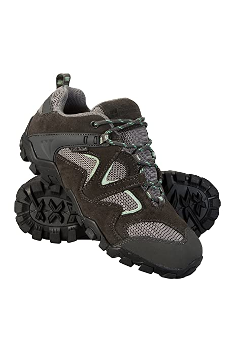 Zapatos grises Mountain Warehouse para mujer