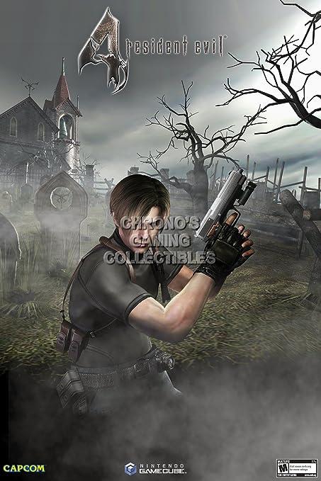 Amazon Com Primeposter Resident Evil 4 Leon Poster Glossy