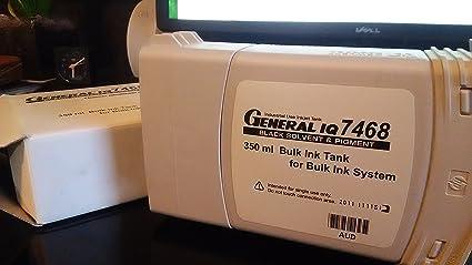 HP Q2321A - Cartucho de Tinta para impresoras (350 ml), Negro ...