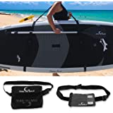 Deluxe SUP Paddleboard Carry Strap by Own the Wave - Choose your bundle