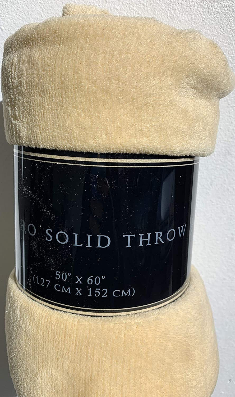 Throw Size Blanket 50