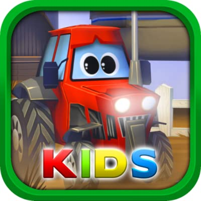 Little Tractor in Action Kids: Best 3D Free Driver Game for Kids