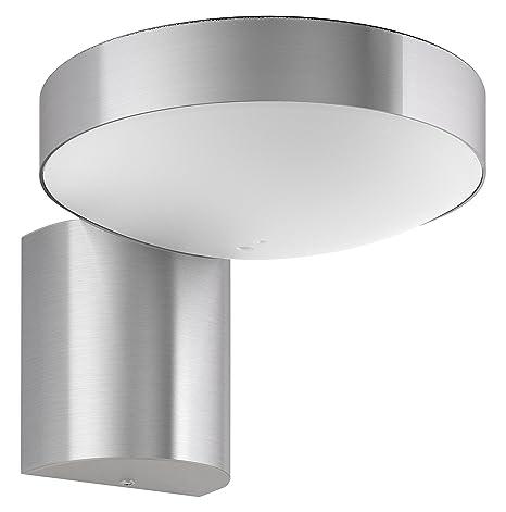 Lámpara de pared 1649047P0 myGarden Philips LED8WIP44acero inoxidable nOw80Pk