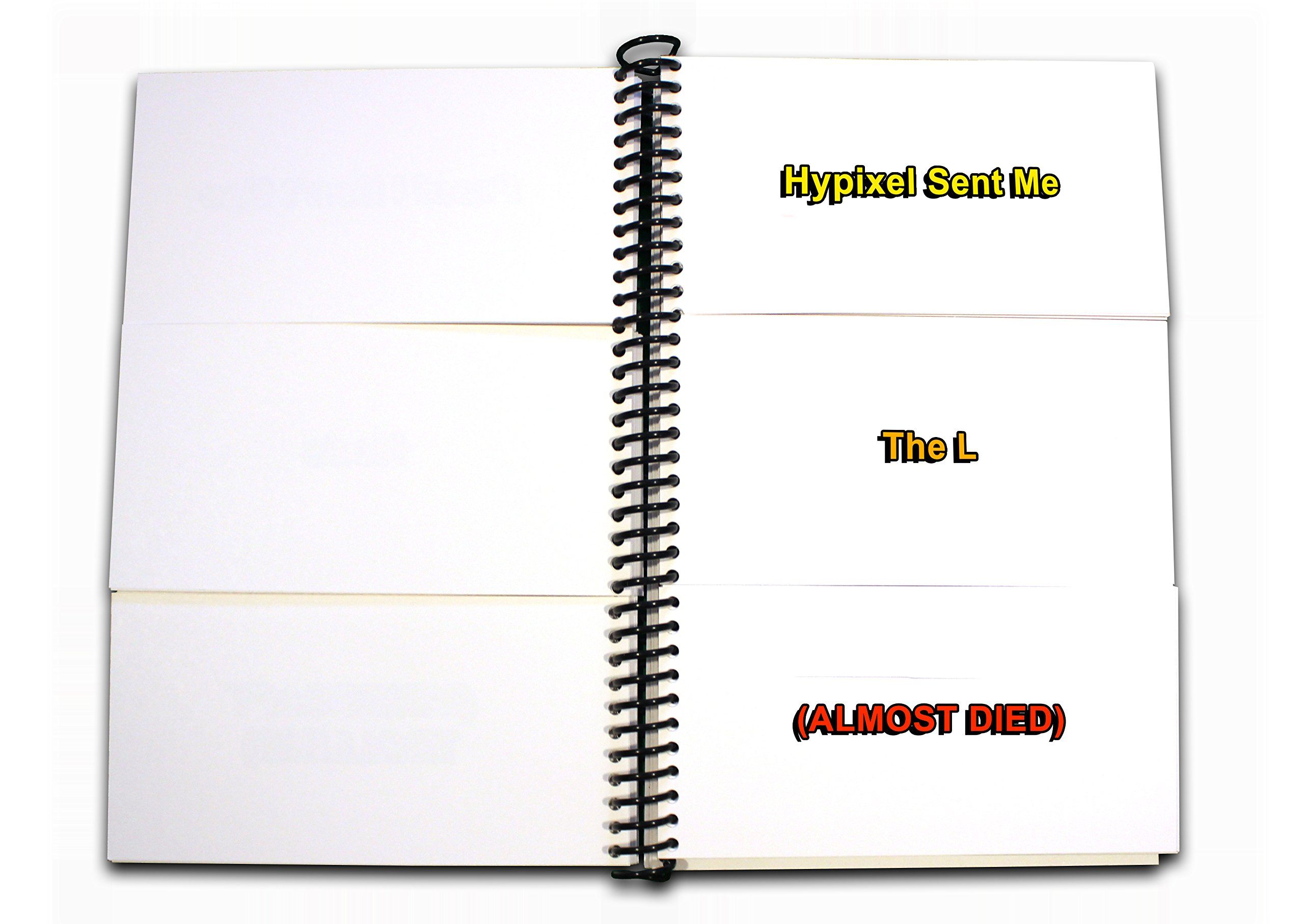 Leaked Minecraft Clickbait Guide Book: TheOriginalAce