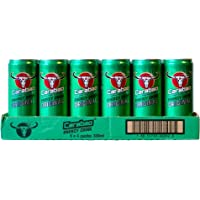 Carabao Energy Drink, Original, 24 Cans x 330ml