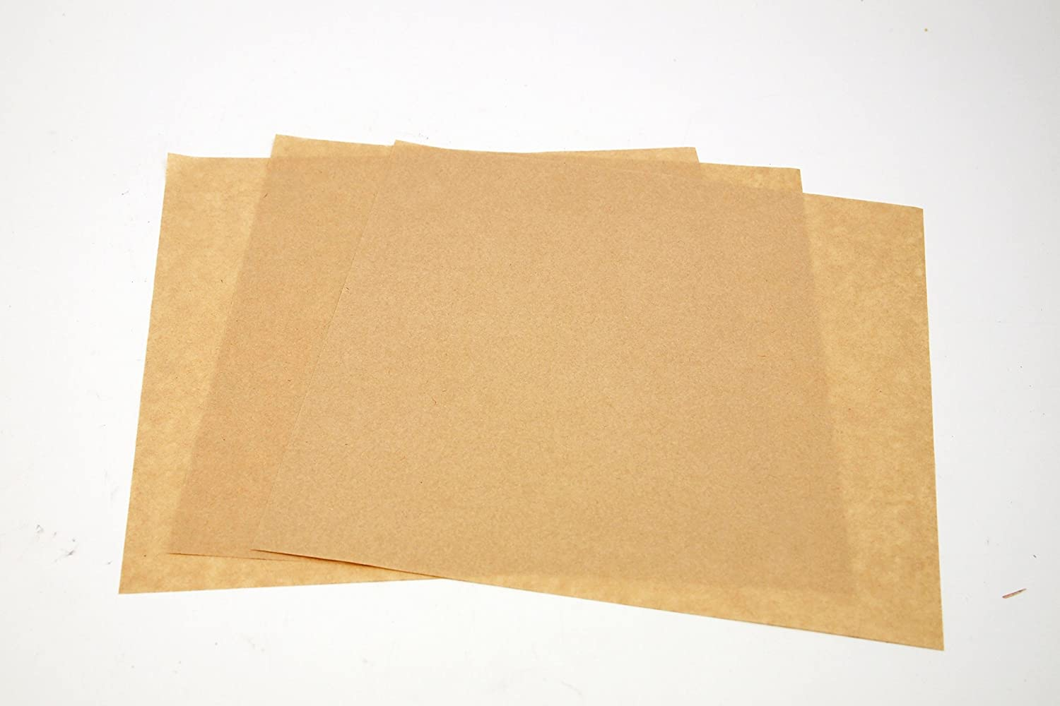 Fry Baskets/Cones/Tray/Food Container Liners,Restaurant Disposable Parchment Oiled Papers 20x20cm (500 Pcs/Pack) F0120