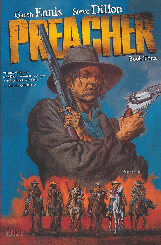 Download Preacher Book Three ebook