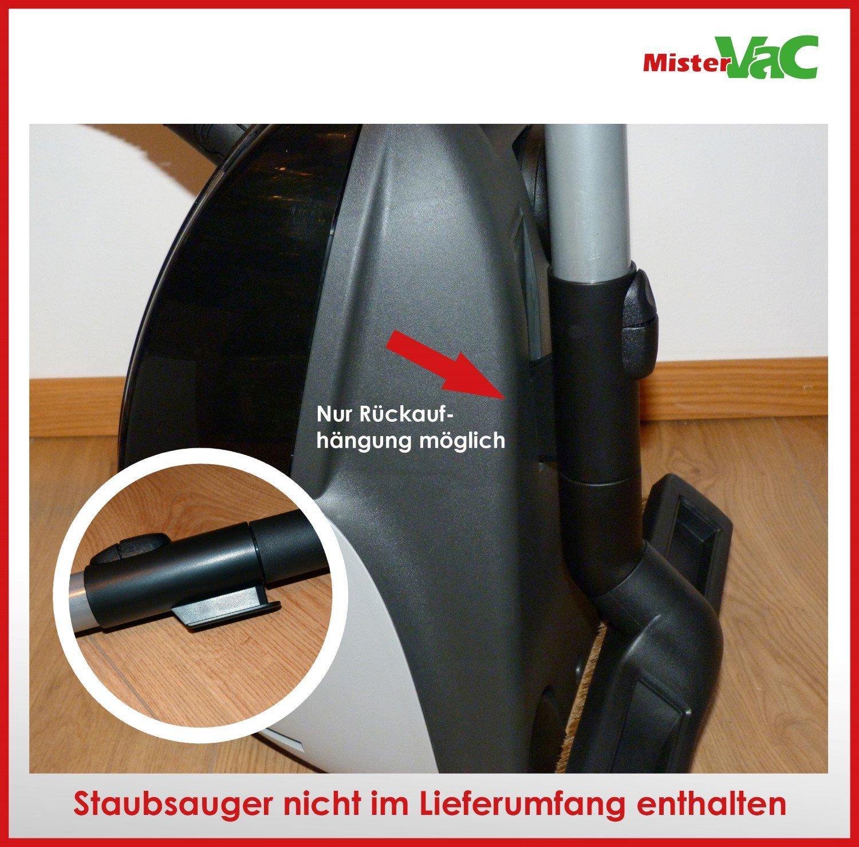 Spazzola parquet e bocchetta a spazzola per scopa Siemens Super XS dino e 1500 W VS52A21