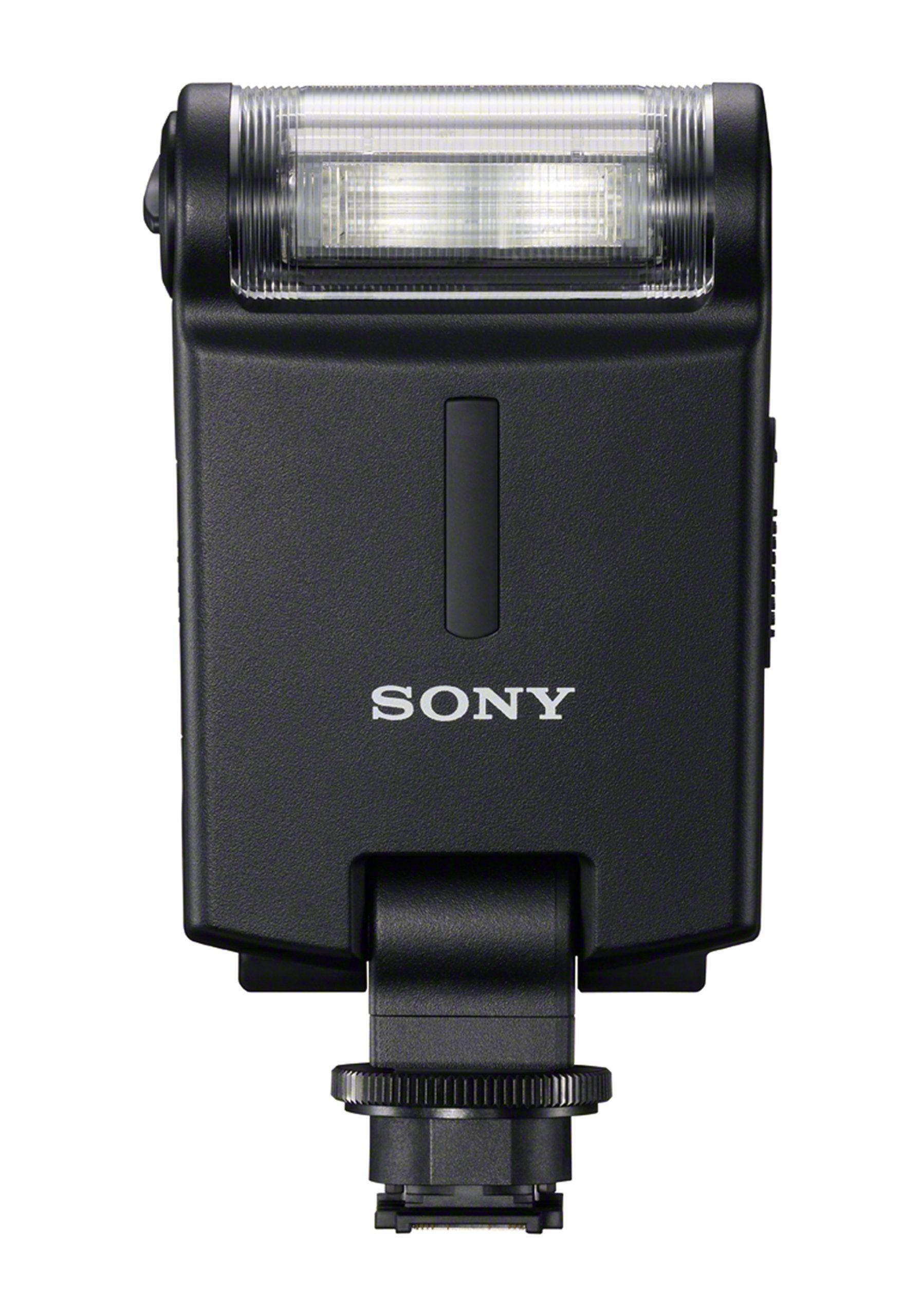 Sony HVLF20M, MI Shoe External Flash for Alpha SLT/NEX (Black)