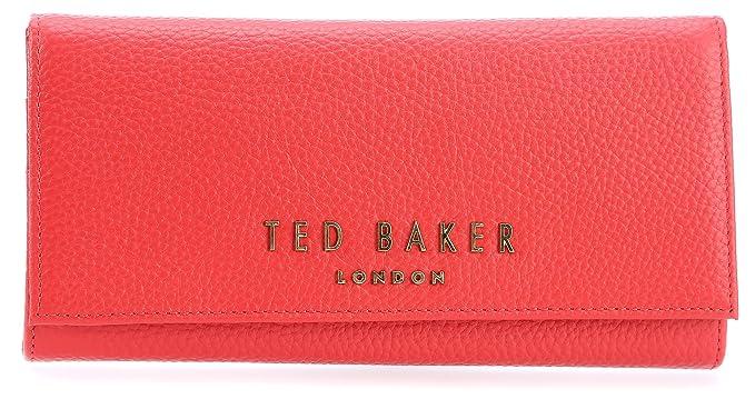 Ted Baker Lura Monedero rojo: Amazon.es: Ropa y accesorios