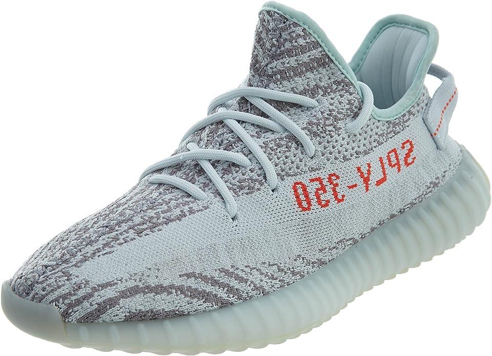 adidas Yeezy Boost 350 V2 Sneakers SPLY 350 Weiß/Grau