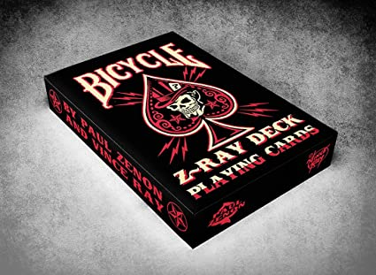 Amazon.com: Bicicleta zray Deck by Paul Zenon y Vince Ray ...