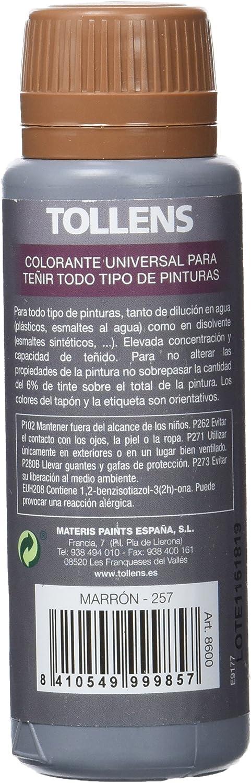 Tollens 8600 Tinte Universal, Marrón, 100 ml: Amazon.es ...