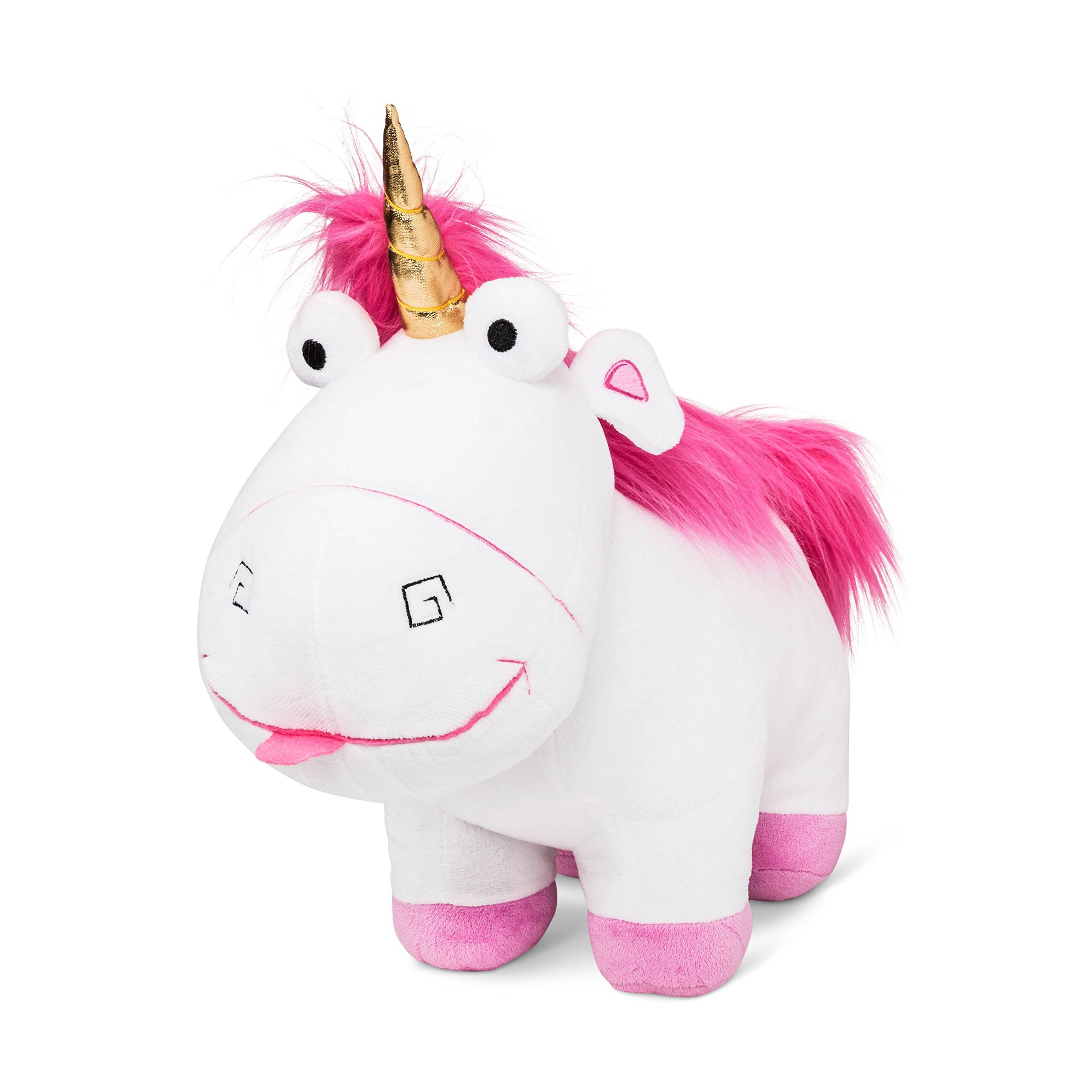 Universal Despicable Me Fluffy Unicorn Cuddle Pillow by Universal