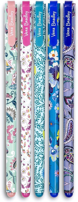 Vera Bradley Gel Pen Set Multi One Size